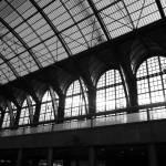 """Antwerp Train Station"" by Sawrah"