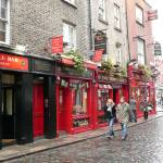 """Temple Bar, Dublin"" by Sawrah"