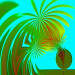 """""""Exotic Palms"""" by AngelsCreativeWorks"""