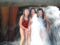 Waterfall Fun