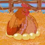 """""""Mother Hen"""" by maryostudio"""