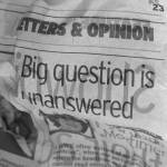 """Newspaper"" by megapixel13"