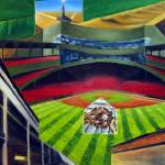 """Fenway- The Green Monster"" by RipleyDesigns"