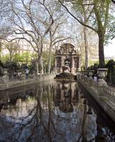Fountain, Jardin de Luxembourg, Paris