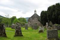 Scottish cemetary