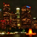 """Downtown Los Angeles"" by sandyjb"