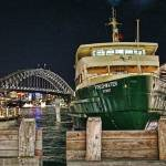 """Sydney Ferry"" by sparrowhawk"