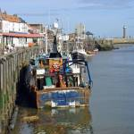 """Whitby Fish Quay   (15688-RDA)"" by rodjohnson"
