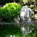 """Tea Garden pond"" by Keppyslinger"