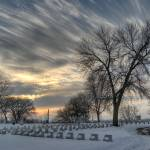 """Winter, Calvary Cemetery"" by ptrob59"
