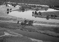 Deschutes River Black and White
