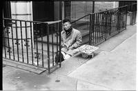 New York City Street Seller