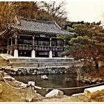 """Korean Folk Village Pavillion"" by JaSa"