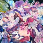 """Hydrangea Watercolour"" by DavidBleakley"