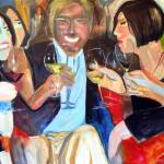 """Branson in China 36x40 in"" by leyla"