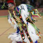 """Male Dancer 03, Cornell University Powwow"" by MichaelStephenWills"