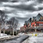 """thunder bay train station"" by MarkMcCulloch"