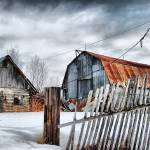 """this old onion lake farm"" by MarkMcCulloch"