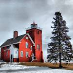 """two harbors light house"" by MarkMcCulloch"