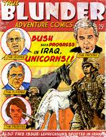 Bush Sees Progress in Iraq, Unicorns
