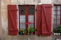 Red Shutters