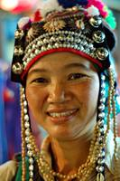 Hilltribe Lady