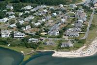 Buck's Creek Aerial Photo (Chatham, Cape Cod)