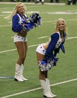Cowboy Cheerleader X2