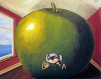 Cat art by catmaSutra - Apple on the Inside