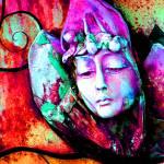 """Daydream: Orange Red Magenta 9159"" by vicki-pix"