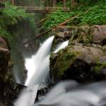 """Sol Duc Falls"" by salmonbay"