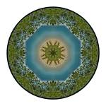 """New Zealand Mandala #2"" by wanderlustproductions"
