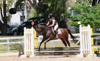 Laura Show Jumps