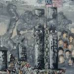 """""""9/11 This Flag Never Run"""" by msaniart"""