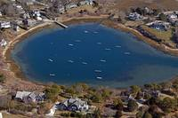 Little Mill Pond Aerial Photo