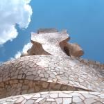 """""""Casa Milla (Antonio Gaudí)"""" by aviador"""