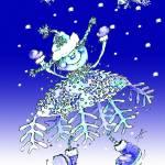 """Snowflake"" by natasa_kostovska"