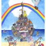 """""""Bible Story:  Noah"""