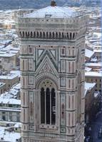 The Duomo's Campanile, Florence, Italy