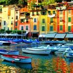 """Portofino Brilliance"" by marywhitmer"