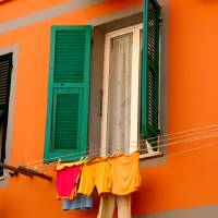"""Charming window of Italy"" by Mary Whitmer"