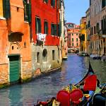 """Venice canal beauty and tranquility"" by marywhitmer"