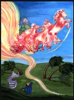 Bible Stories: Chariot of Fire