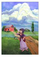 Nursery Rhyme: Little Bo Peep