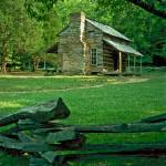 """John Oliver Cabin, Cades Cove"" by EdCooper"