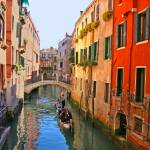 """Tranquil Venice canal beauty"" by marywhitmer"