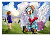 Nursery Rhyme: Talking to Mother Goose
