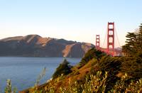 Golden Gate Bridge and Marin Headlands