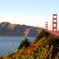 Golden Gate Bridge and Marin Headlands Art Prints & Posters by Jim McCusker
