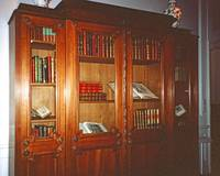 31 C17 Canal House Bookcase